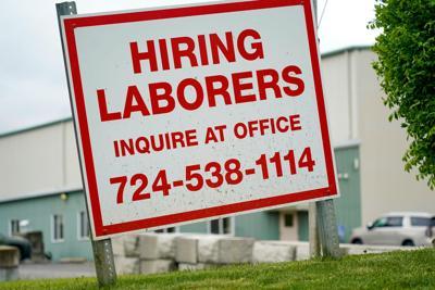 FILE - PA Unemployment Compensation Pennsylvania 5-5-2021
