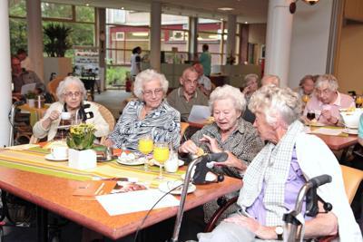 FILE - Nursing home, retirement
