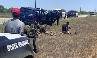 Texas illegal immigration border crisis