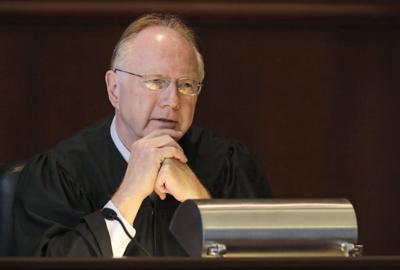 FILE - Thomas L. Kilbride, Illinois Supreme Court Chief Justice Thomas L. Kilbride
