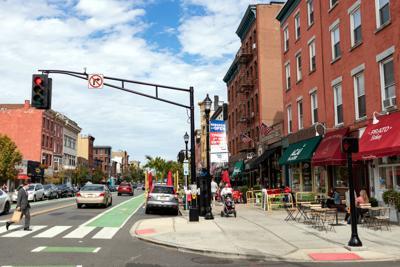 FILE - NJ Hoboken 10-1-2020
