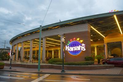 FILE - Harrah's Casino New Orleans Louisiana