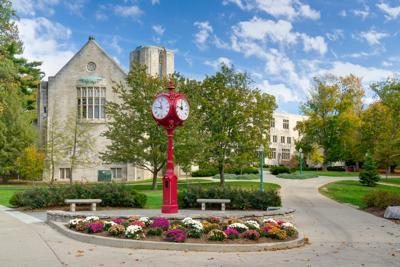 FILE - Indiana University