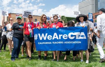 FILE - California Teachers Association