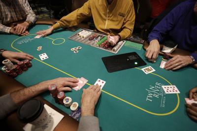 FILE - Rhode Island casino