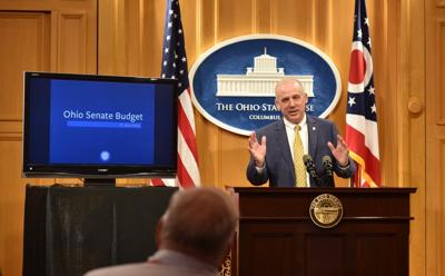 Ohio Senate President Matt Huffman