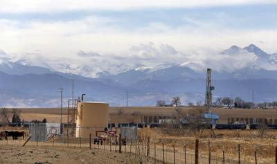 FILE - Colorado Oil Extraction