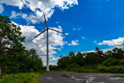 FILE.- PA wind power 6-14-2016