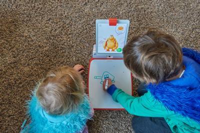 FILE - Iowa children kids