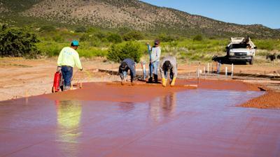FILE Arizona workers