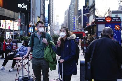 Coronavirus fears grow in New York City - 3/13/20