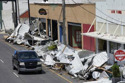 Hurricane Ida Small Business Recovery