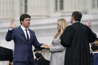 FILE - Scott Fitzpatrick, Missouri State Treasurer Scott Fitzpatrick. 2021
