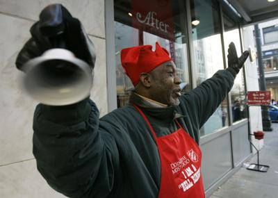 FILE - Red Kettle