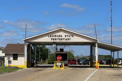 FILE - Louisiana State Penitentiary in Angola