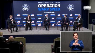 White House vaccine summit
