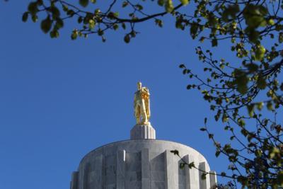 FILE — Oregon capitol dome