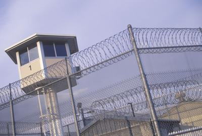 FILE - Prison, jail, inmate, corrections