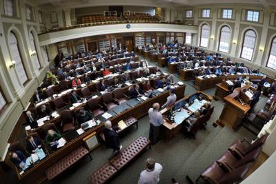 FILE - ME House of Representatives 3-17-2020