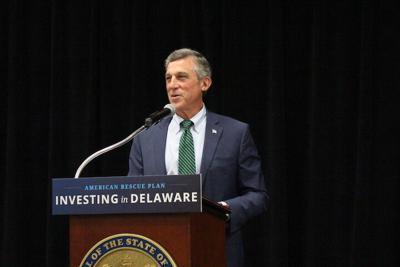Delaware governor
