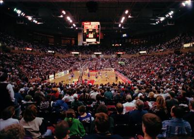 FILE - Carver Arena in the Peoria Civic Center