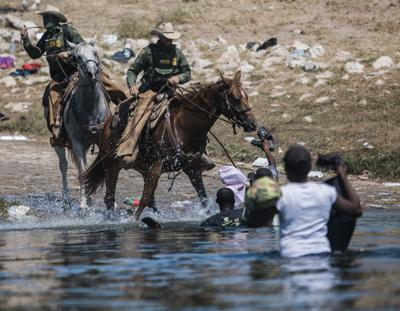 Border Haitian Racism