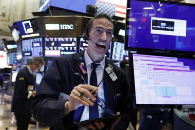 FILE - Financial Markets Wall Street, tariffs, China, 2020