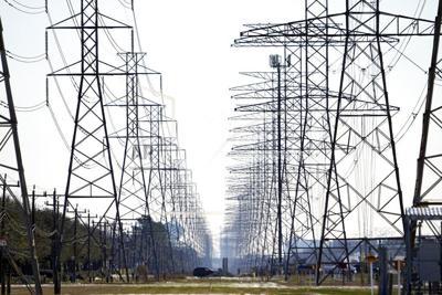 FILE - Texas Blackouts