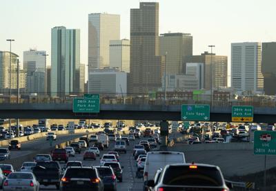 FILE - Colorado Traffic