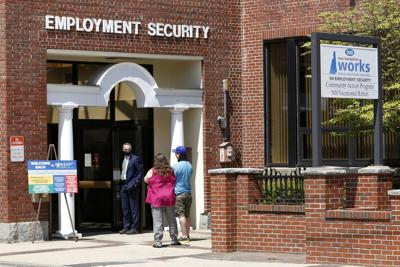 FILE - New Hampshire Jobless Employment