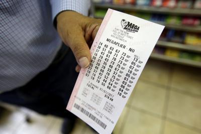 FILE - Illinois Lottery