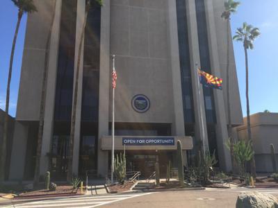 FILE - Arizona State Capitol Executive Tower