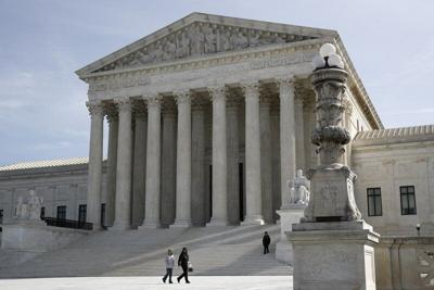FILE — U.S. Supreme Court building