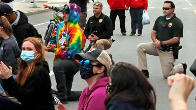 America Protests New Hampshire
