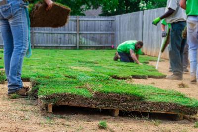FILE - Landscaping