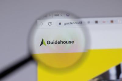 FILE - Guidehouse logo