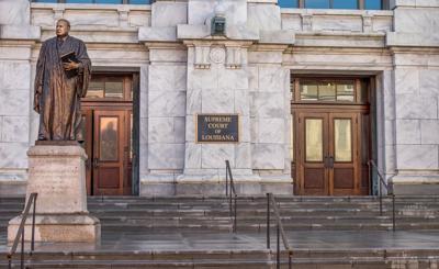 FILE - Louisiana Supreme Court