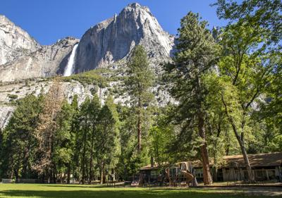 FILE - Yosemite National Park