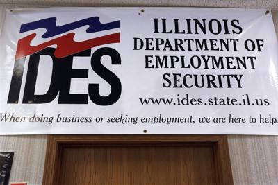 FILE - Illinois Unemployment
