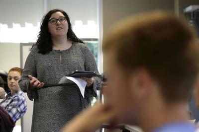 FILE - North Carolina teachers