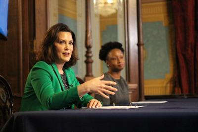 Gov. Whitmer extends stay-at-home order April 9