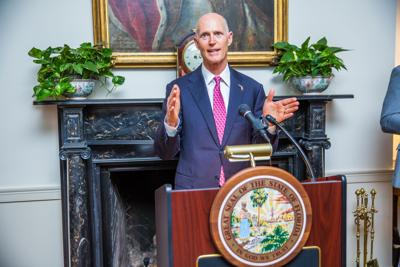 FILE - U.S. Sen. Rick Scott 2-8-18 (copy)