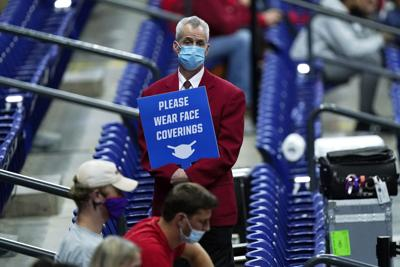 Indianapolis masks