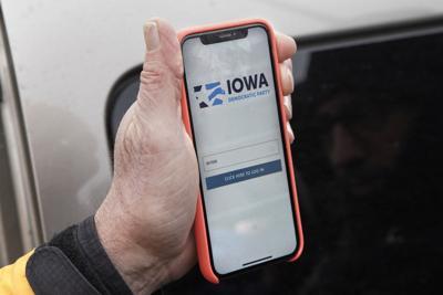 APTOPIX Election 2020 Iowa Caucus