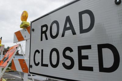 FILE - Road Construction, road close, Illinois, Springfield