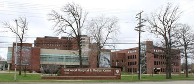 FILE - Hospital in Michigan
