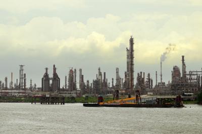FILE - Louisiana oil and gas