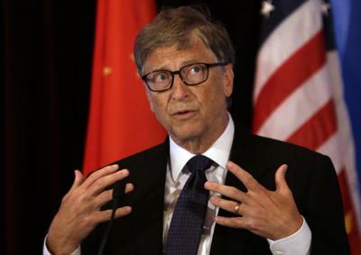 FILE - Bill Gates TerraPower