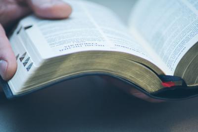 FILE - Bible study