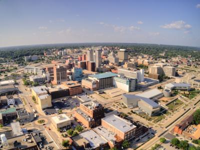 FILE - Peoria, Illinois